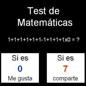 Test_matematicas